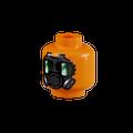 Modern Gas Mask Head