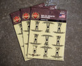 WWII US Infantry - Squad Pack - Sticker Pack