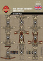 WWI British Infantry - Squad Pack - Stickers