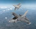 F-16C Fighting Falcon - Supersonic Multirole Fighter