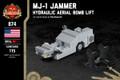 MJ-1 Jammer - Hydraulic Aerial Bomb Lift