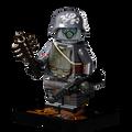 WWI German Stormtrooper