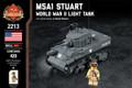 M5A1 Stuart - World War II Light Tank