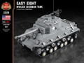 Easy Eight - M4A3E8 Sherman Tank