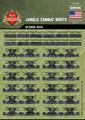 Jungle Combat Boots - Sticker Pack