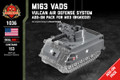 M163 VADS - Vulcan Air Defense System Pack for M113