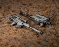 Perfect Caliber™ Distressed Desert BrickArms® HCSR