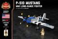 P-51D Mustang - Long-Range Fighter