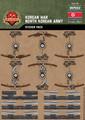 Korean War North Korean Army - Sticker Pack