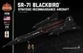 SR-71 Blackbird® - Strategic Reconnaissance Aircraft