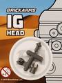 BrickArms® IG Head (4 piece)