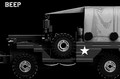 BEEP - WC52 3/4 Ton 4x4 Truck