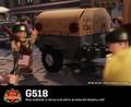 """G518 - """"Ben Hur"""" 1 Ton Trailer"""