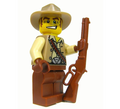 BrickArms Lever-Action Rifle
