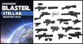 BrickArms® Blaster Pack - Stellar