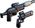 BrickArms® Marshall's Rifle & Pistol