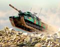 Leopard 2A7 (BKE884) - Sticker Pack