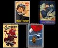 WWII Propaganda Poster Tile Pack V2