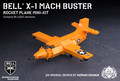 Bell® X-1 Mach Buster - Rocket Plane Mini-Kit