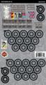 Centurion Mk III (BKE1049) - Sticker Pack