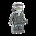 Modern Stealth Fighter Pilot