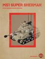 M51 Super Sherman - Digital Building Instructions