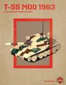 T-55 Mod 1963 - Digital Building Instructions
