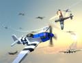 P-51D Mustang - Digital Building Instructions