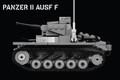 Panzer II Ausf. F – German Light Tank
