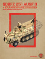 SdKfz 251 Ausf D + Krankenpanzerwagen - Digital Building Instructions