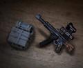 Nachtjäger Pack - Minifigure Power Backpack and Perfect Caliber™ BrickArms® StG44 Vampir