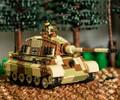 Panzerkampfwagen VI Ausf. B (BKE2145) - Sticker Pack