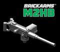 BrickArms® M2HB NO TRIPOD