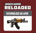 BrickArms Reloaded Overmolded AK-Apoc