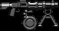 BrickArms RPD Machine Gun
