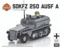 SdKfz 250 ausf A with Heer Soldier