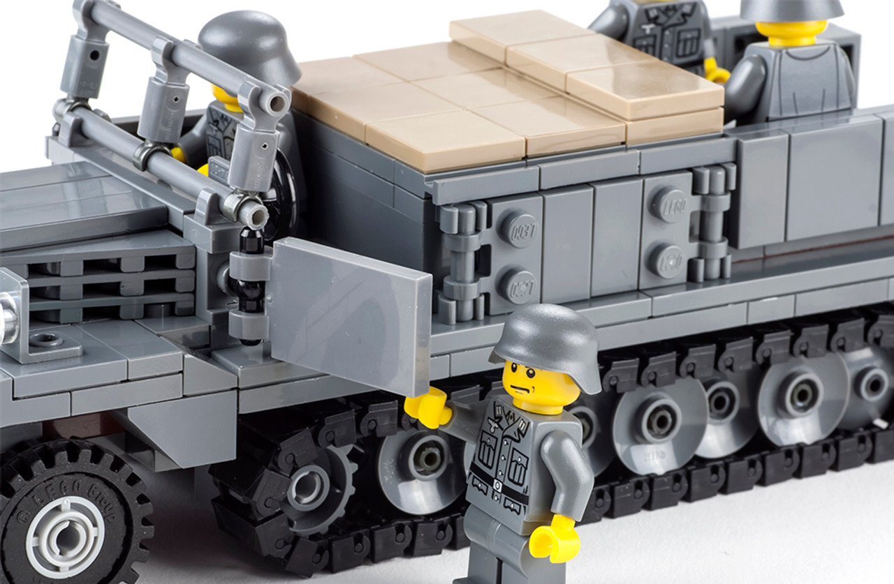 SdKfz 11 + LeFH Battle Pack
