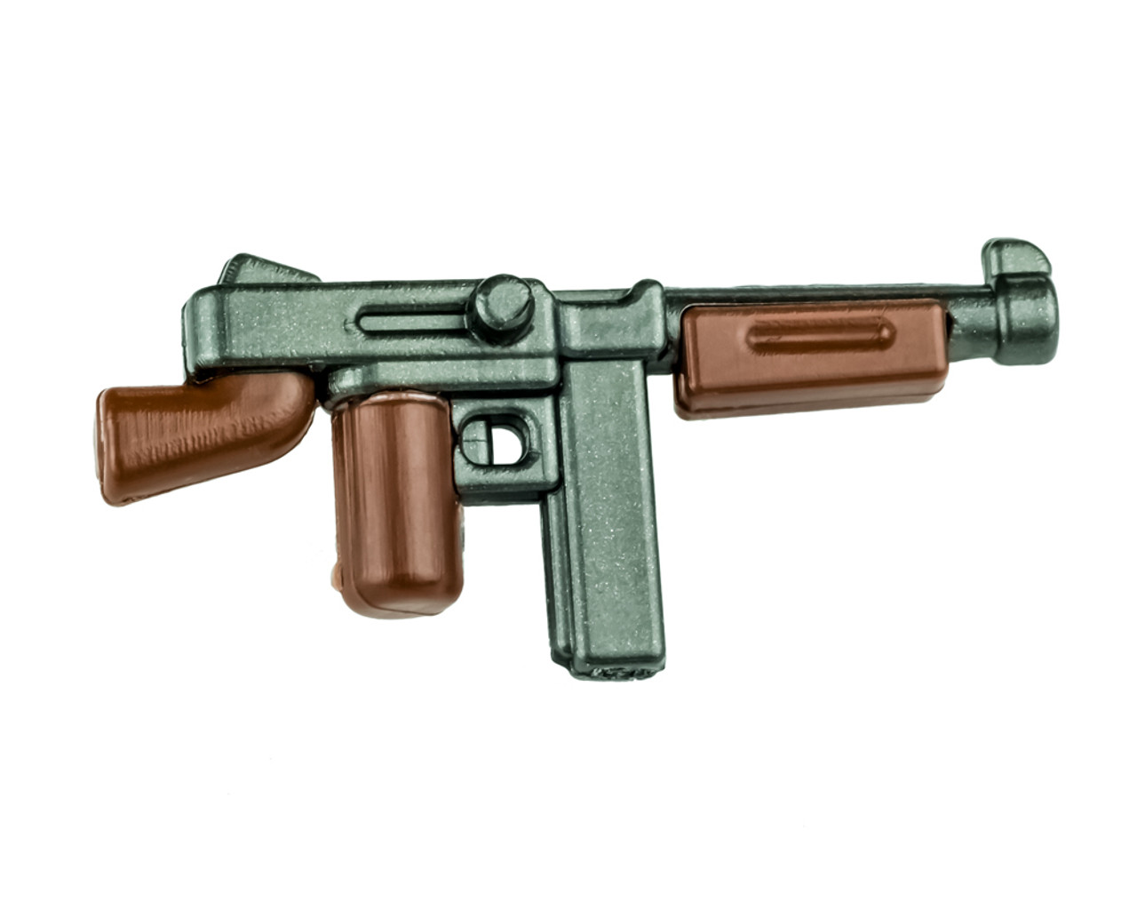 BrickArms Reloaded Overmolded M1A1 SMG