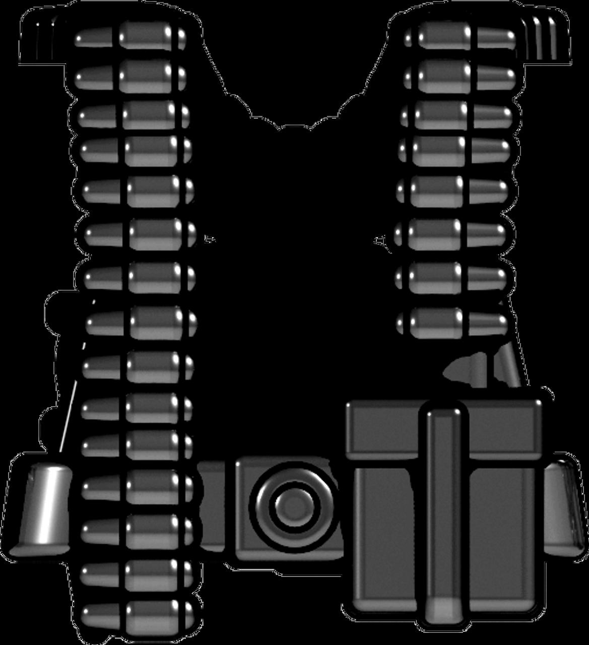 BrickArms German Gunner - WWII Field Gear