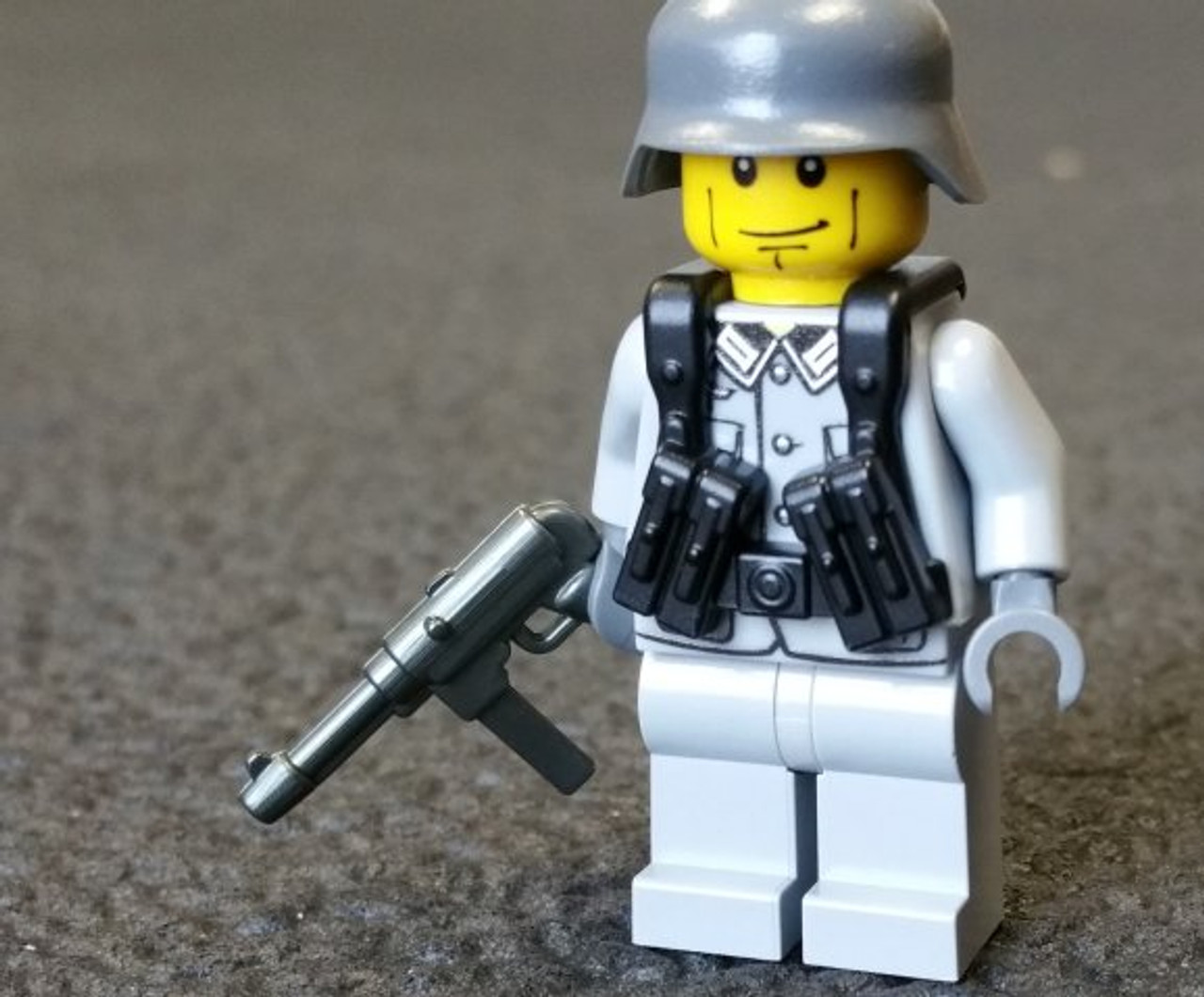 BrickArms German Ranger - WWII Field Gear