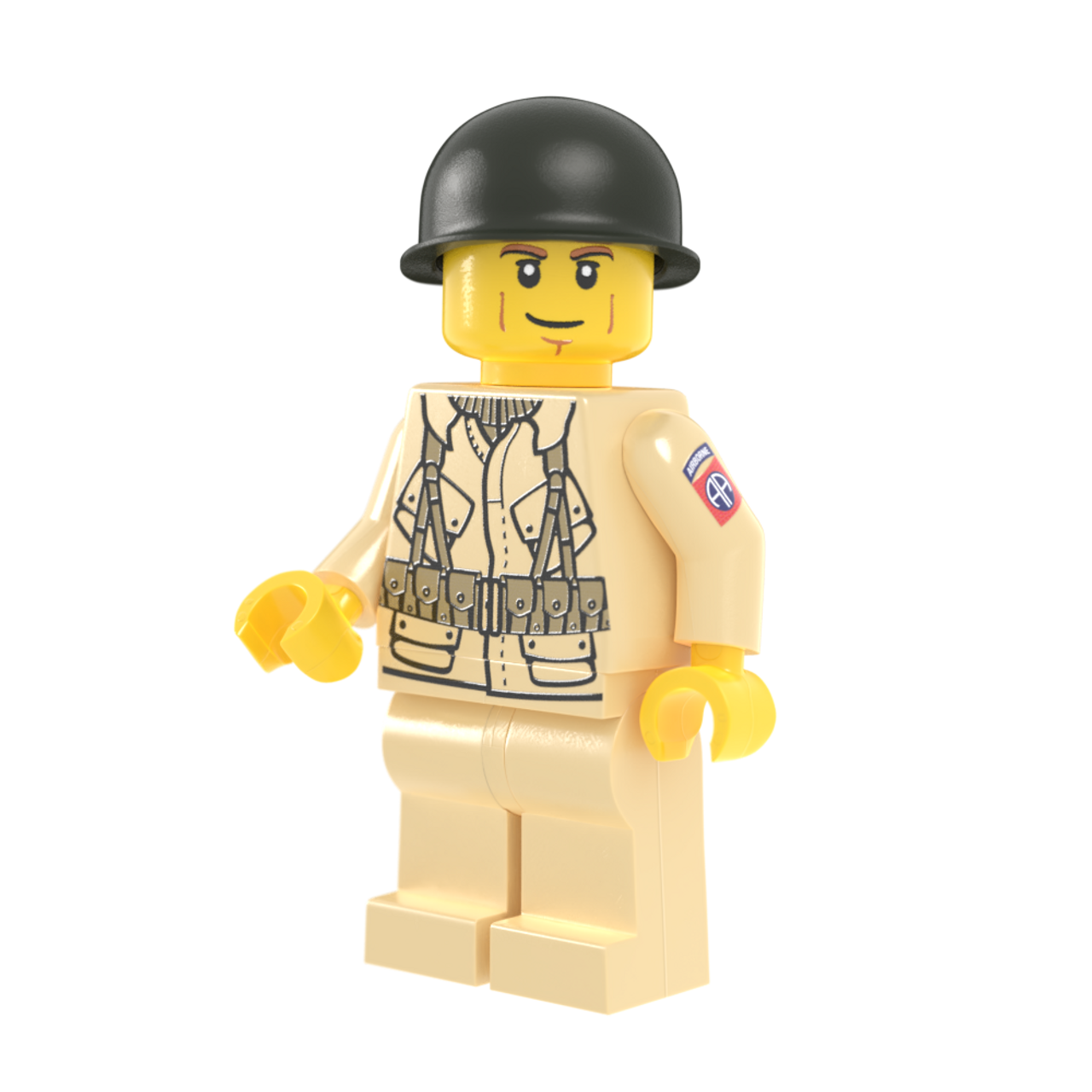 WWII American 82nd Airborne