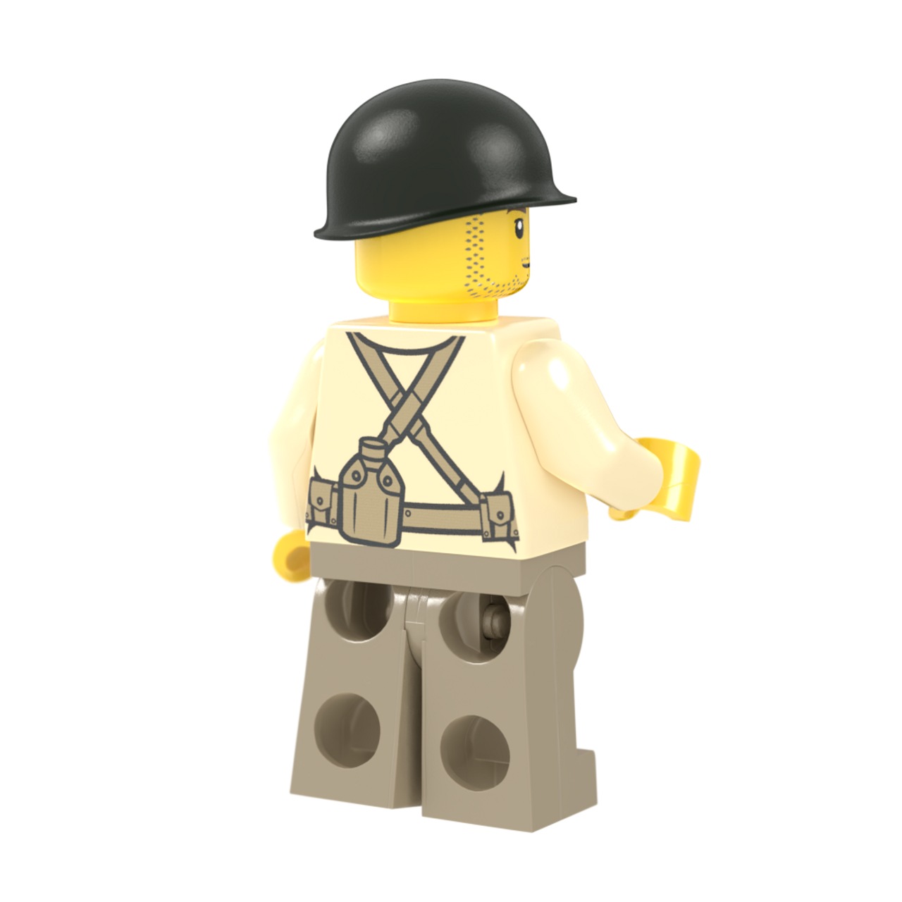 """""""Big Red 1"""" World War II US First Infantry Division"""