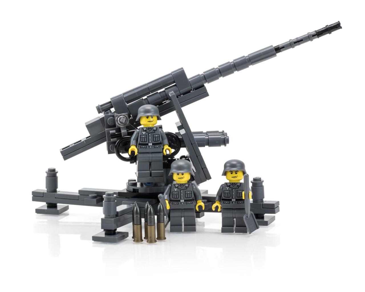 Flak 36 8.8 cm Anti-Aircraft Gun - Flakkorps Upgrade