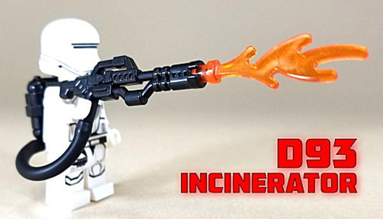 BrickArms D93 Incinerator