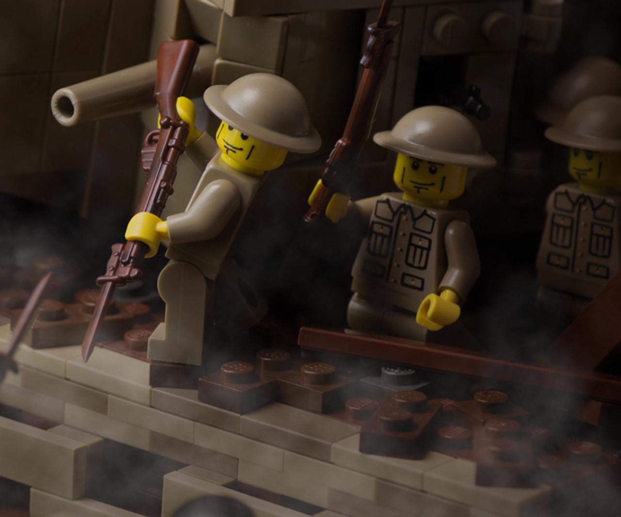 WWI British Soldier