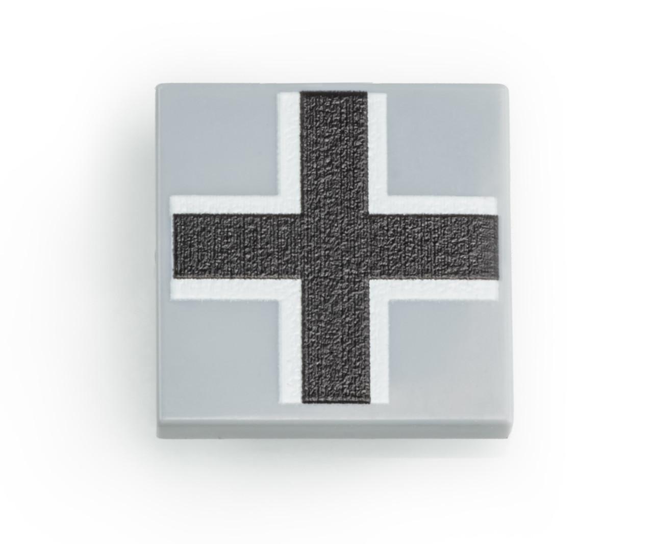 2x2 Balkenkreuz Tile