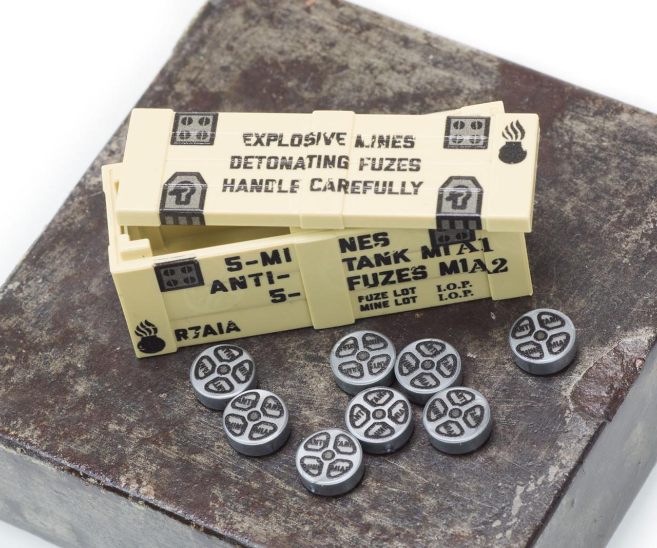 US Mine Pack