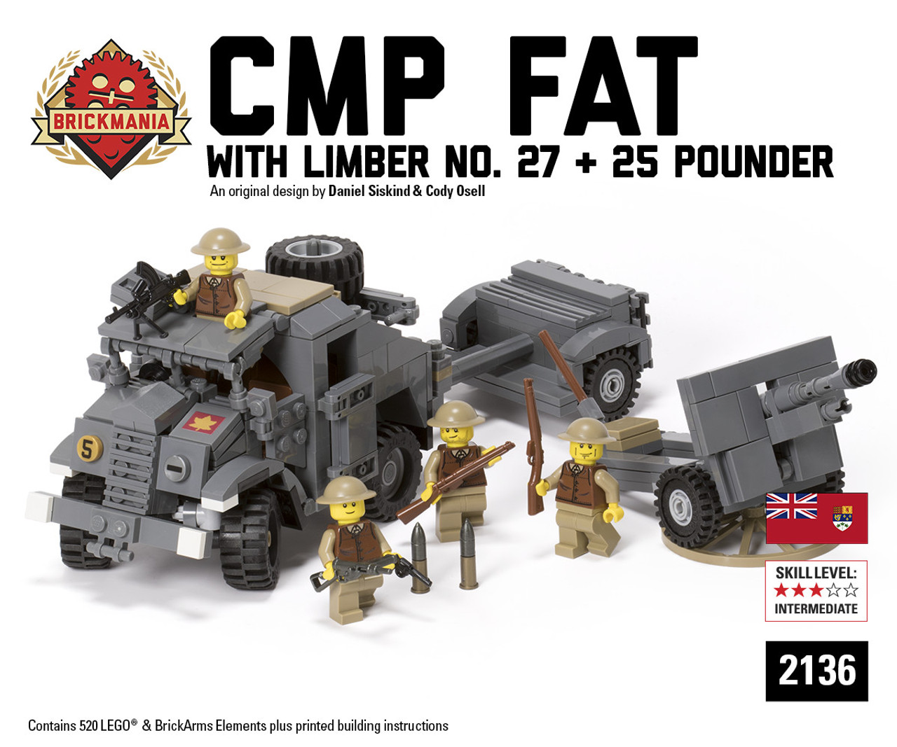 CMP FAT + 25 Pounder