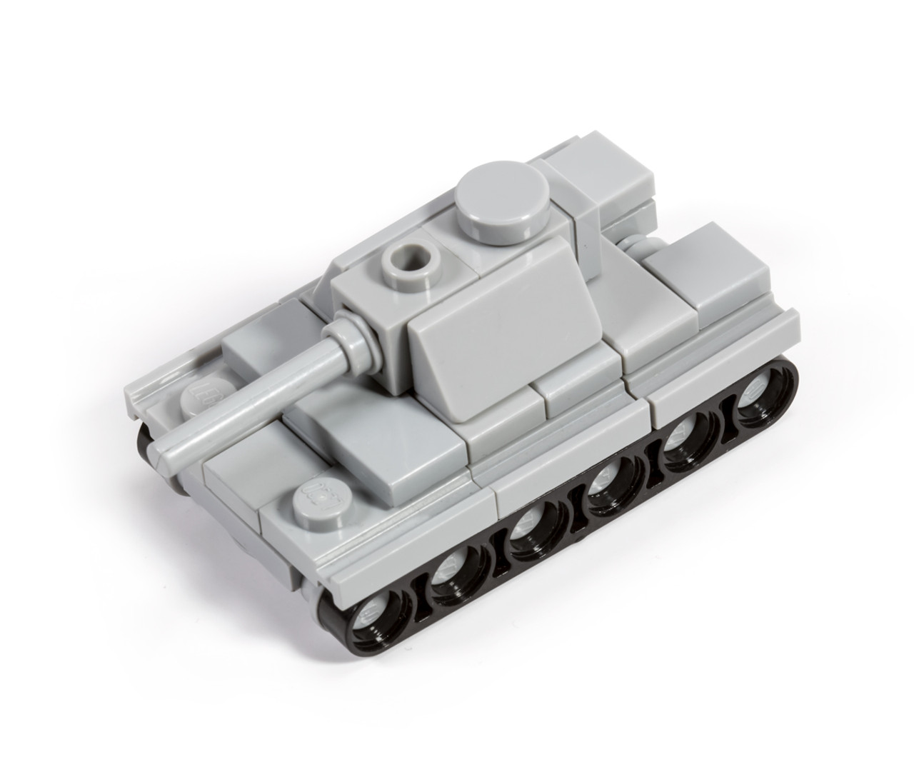 Micro Brick Battle - Panzer IV