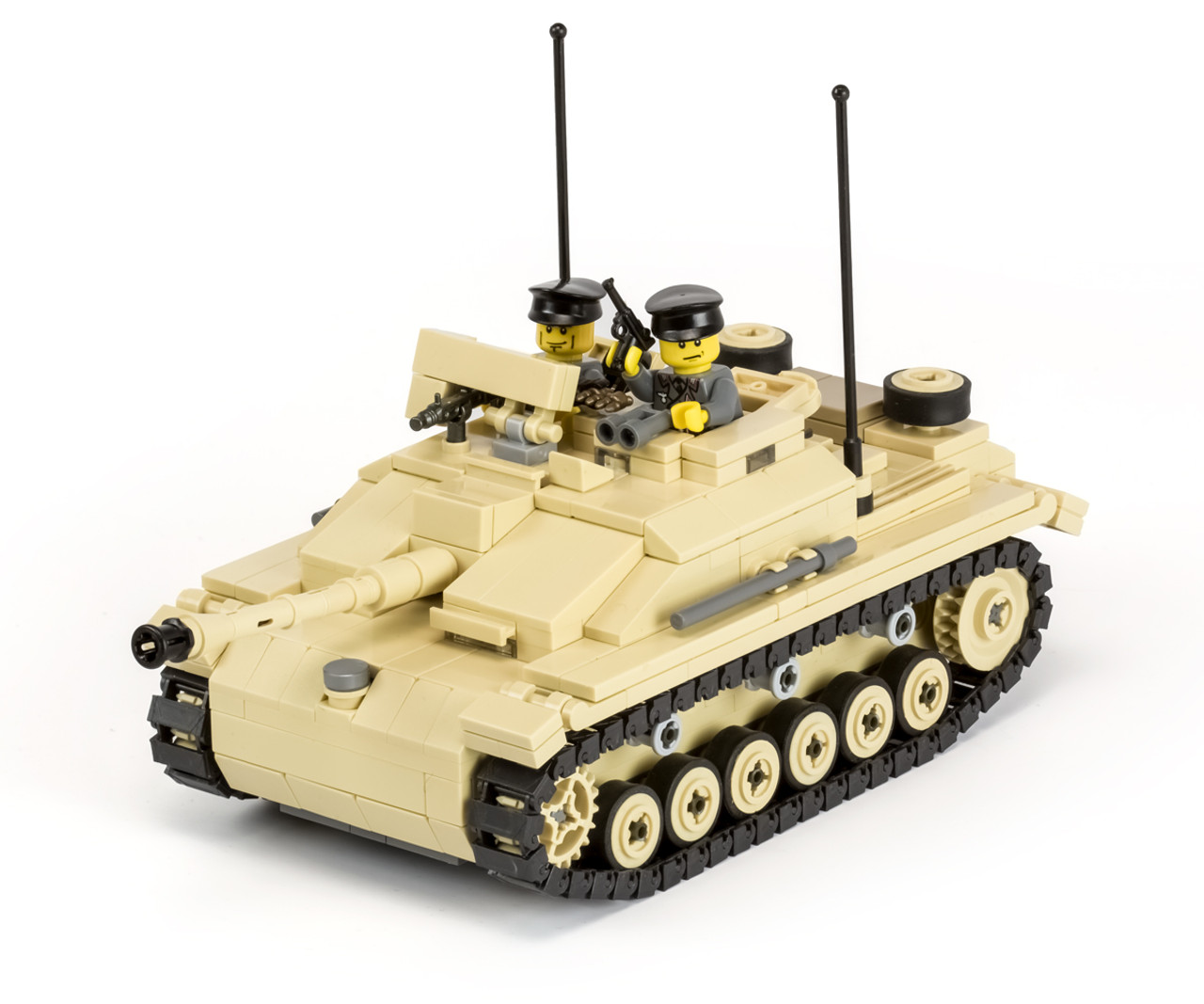 StuG III sold separately!